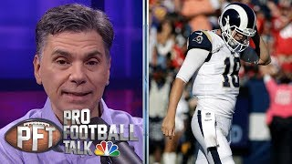 Reasons for concern: Cowboys, Rams, Chiefs | Pro Football Talk | NBC Sports