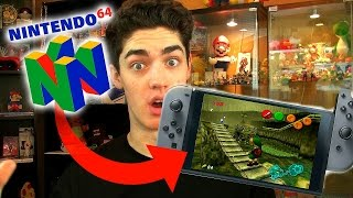 EVERY Nintendo Game Will Soon Be PORTABLE! - Nintendo Switch Wants