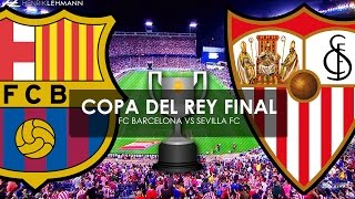 """Promo for the upcoming final clash between fc barcelona and sevilla. enjoy visca el barca!click """"show more"""" to see music more!● edited produc..."""