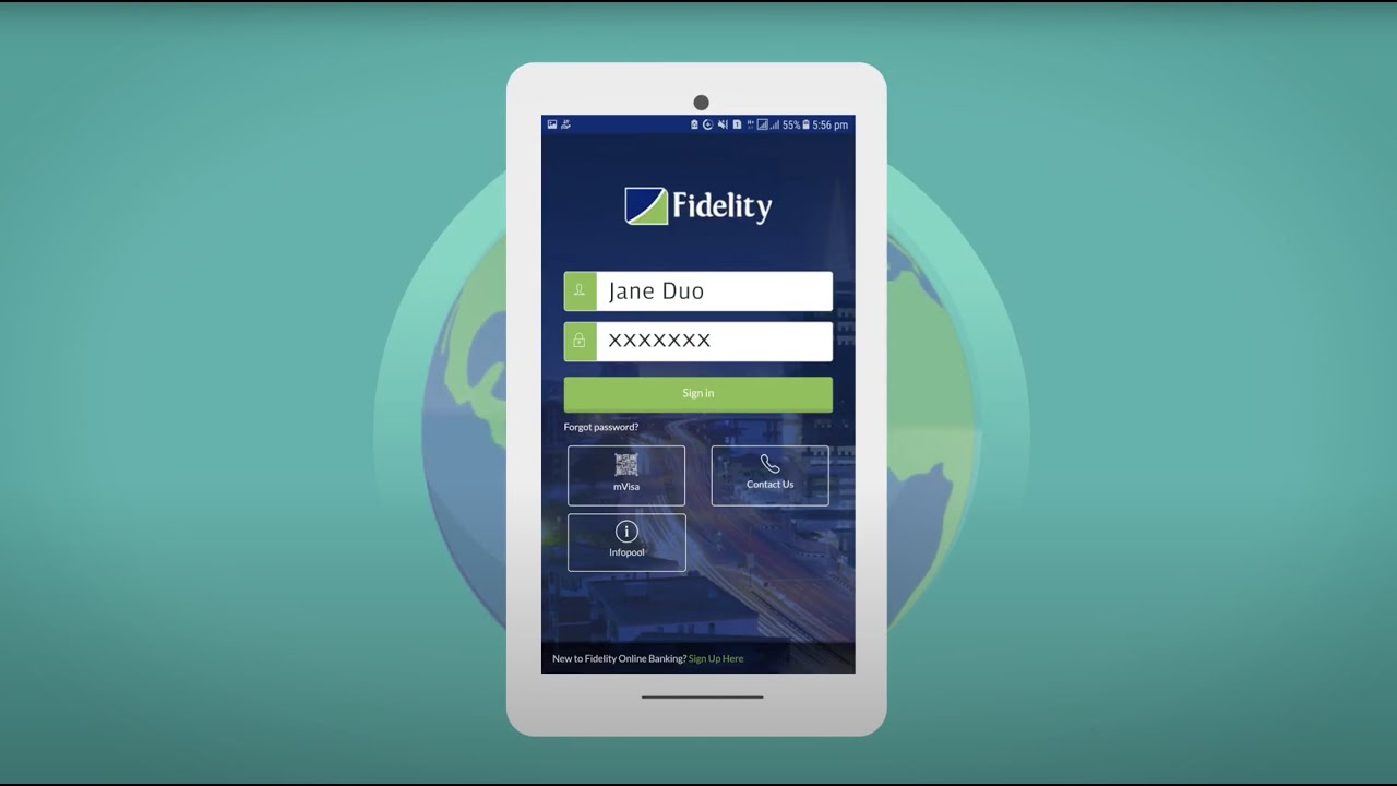 Foreign Currency Transfer With Fidelity Online