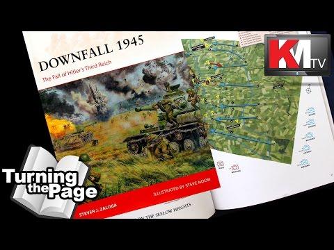 Downfall 1945 by Steven J. Zaloga