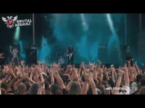 Brutal Assault 20 - Melechesh (live) 2015