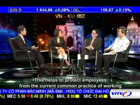 VN-EU BIZ Episode 6 | Human Resource 14 May 2012