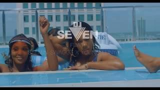 Dj Seven Ft Young Lunya & Salmin Swaggz - Tunawaka (Official Music Video)