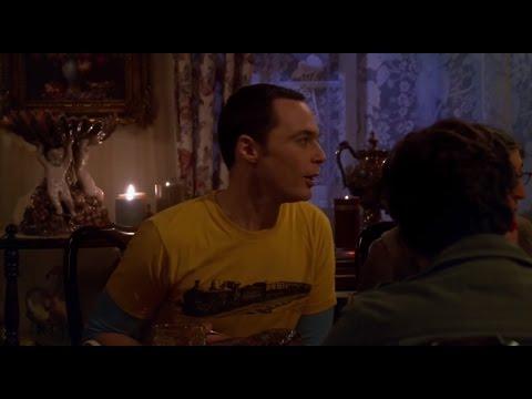 The Big Bang Theory - Dinner S08E18 [1080p]
