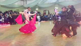 South Africa Championships, Ballroom Competition