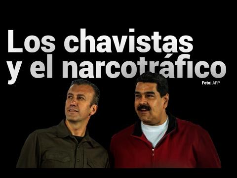 Top de los chavistas involucrados con el narcotráfico