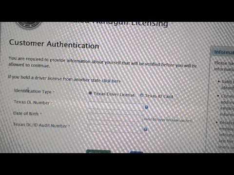CHL Application