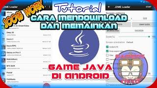 Download Tutorial Cara Mendownload dan Memainkan Game Java | Emulator Java Games (Link Deskripsi)100% work.