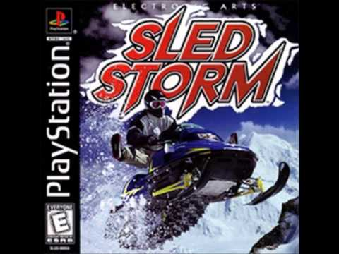 Sled Storm Soundtrack 2 Sparkle and Shine Throttle Mix by Econoline Crush