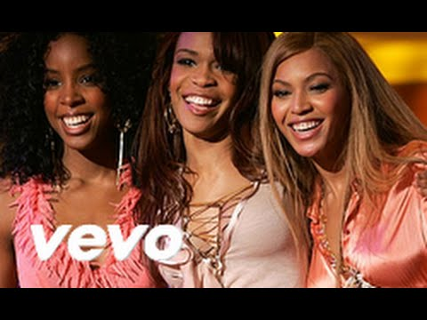 Destiny's Child- Lose My Breath (Live The View) - YouTube