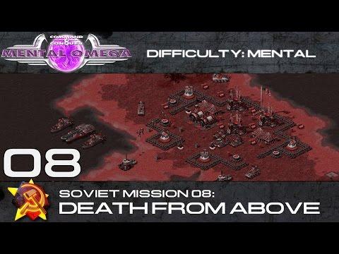 Mental Omega 3.3 // Soviet Mission 08: Death From Above