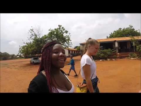 Her kan dere se hva vi gjør i løpet av en helt vanlig dag i Voi, Kenya.