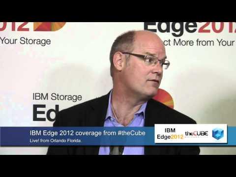 Dan Shea - IBM Edge 2012 - theCUBE