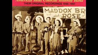 The Maddox Brothers & Rose   10   Honky Tonkin