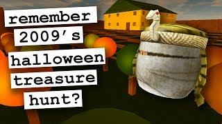 Lembre-se do evento 2009 Halloween da ROBLOX? -NOSTALGIA BLOX EP. 9