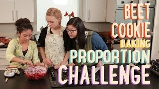 Proportions | Baking Beet Cookies? | Pbsmathclub