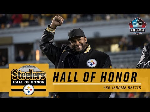Hall of Honor: Jerome Bettis