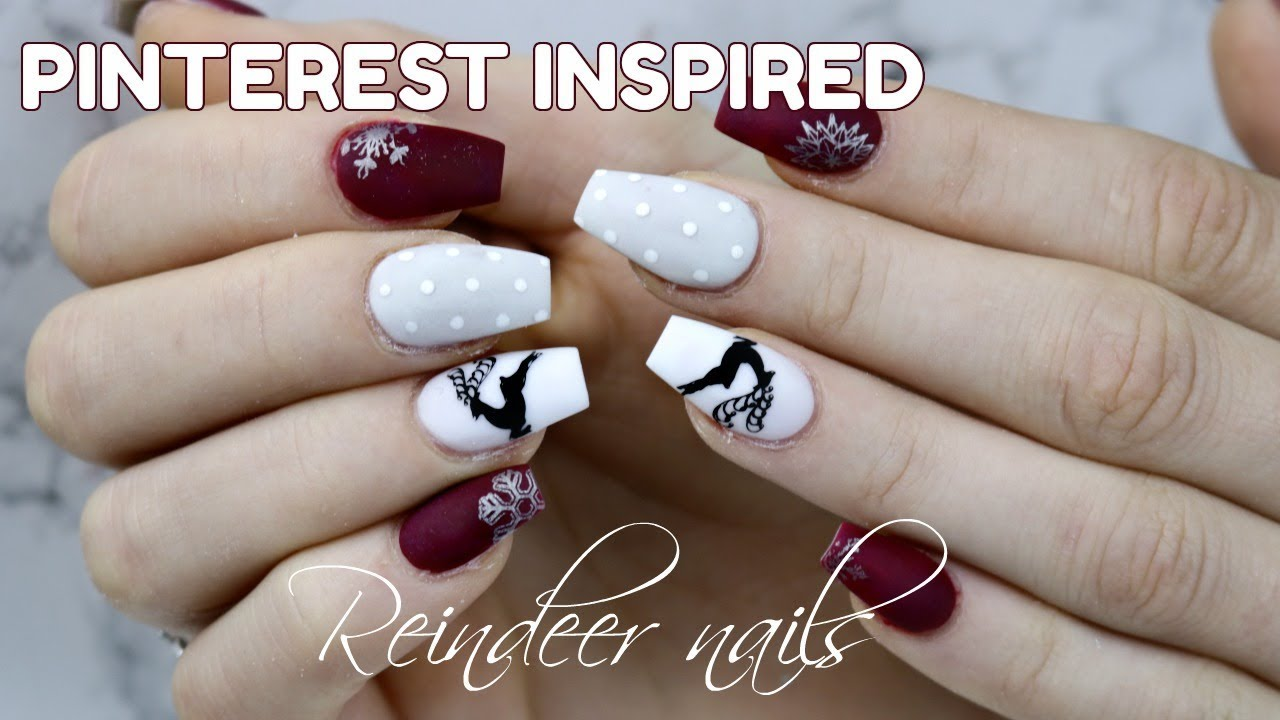 HOW TO PINTEREST NAILS TURNED SALON NAILS
