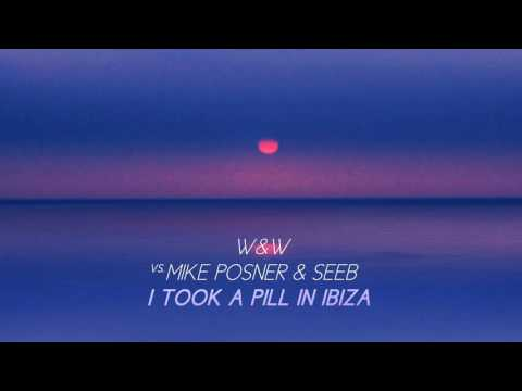 Mike Posner – I Took A Pill in Ibiza (W&W Festival Mix Extended)