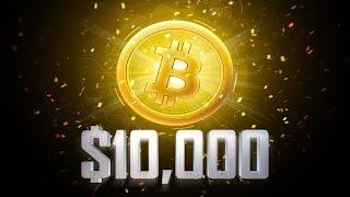 Bitcoin Booms Above $10k as Next Wave Starts