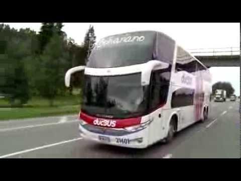 Viaja Con Altura En El DuoBus, Nuevo Servicio De Expreso Bolivariano