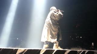Kanye West Rant @ Verizon Center in DC 11/21/2013