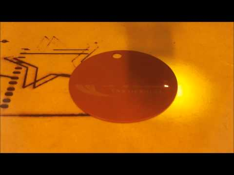 Laser Engraving Anodized Aluminum With J Tech Photonics 2.8W Laser Upgrade Kit