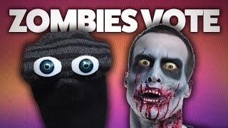 Zombie Lives Matter | God Likes Porn