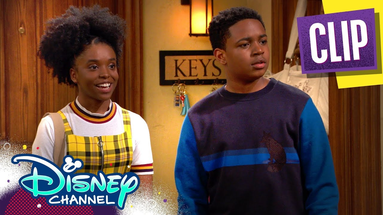 Booker's New Girlfriend | Raven's Home | Disney Channel