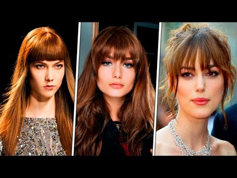 Bangs Fashion Haircut for Women – Haircut & Style