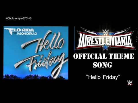 WWE WrestleMania 32 2nd Official Theme Song l