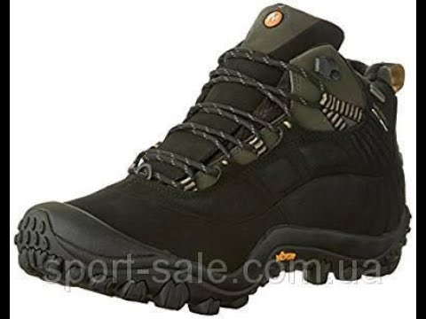 Merrell Chameleon Thermo 6 WP Synthc 87695 YouTube