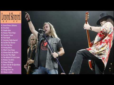 Lynyrd Skynyrd Greatest Hits Collection || The Very Best of Lynyrd Skynyrd