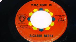RICHARD BERRY  Walk Right In  1960