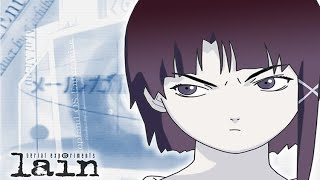 Serial Experiments Lain - opening 1 hour
