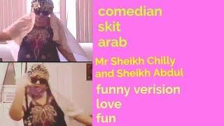 Comedian skit/arab vine/ inspired/ fatima persian