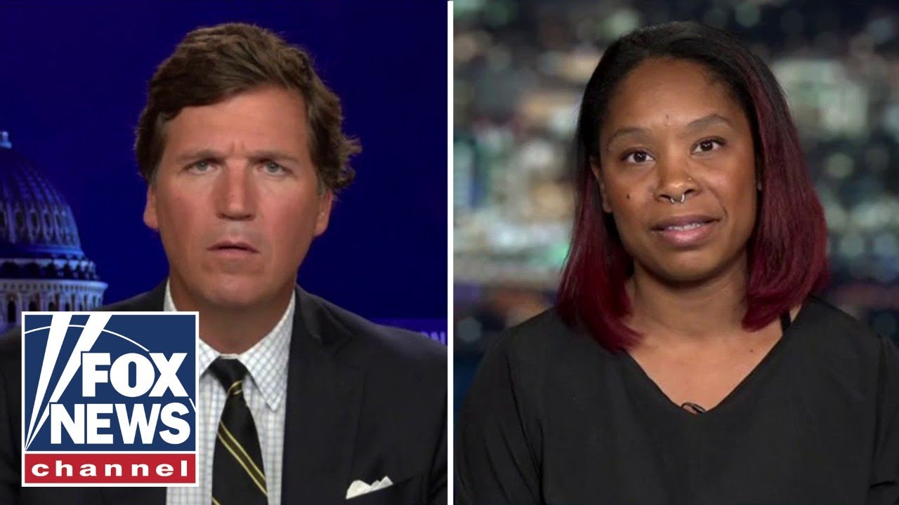 Download Concerned parent speaks out against critical race theory on 'Tucker Carlson Tonight'