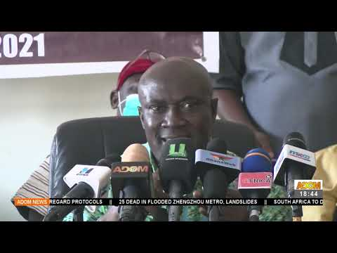 GUTA not comfortable with Speaker referring to Ghana traders as opportunist - Adom TV News (21-7-21)