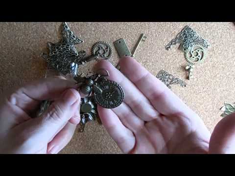 Huge G's Metal Embellishments Unboxing