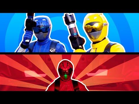 Сборник видео про супер героев - Могучие рейнджеры: Звероморферы - Классные истории и приключения.