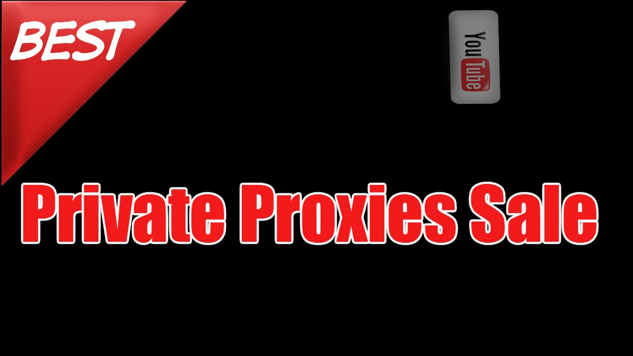 Private Proxies Anonymous proxies
