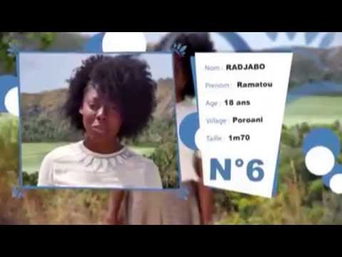 Miss Mayotte 2015 : Rajiabo Ramatou (musique officiel Staco )