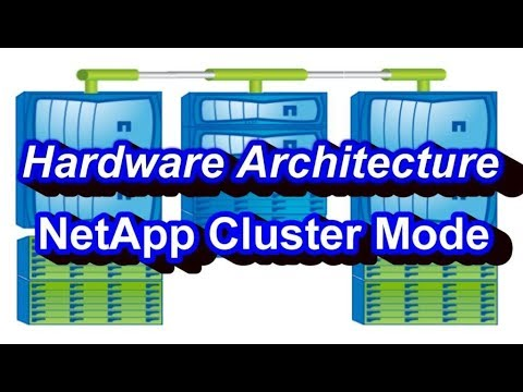 Hardware Architecture Of NetApp Cluster Mode