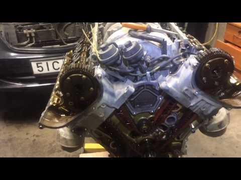 Замена цепи мерседес w 221 remontmotorov.by