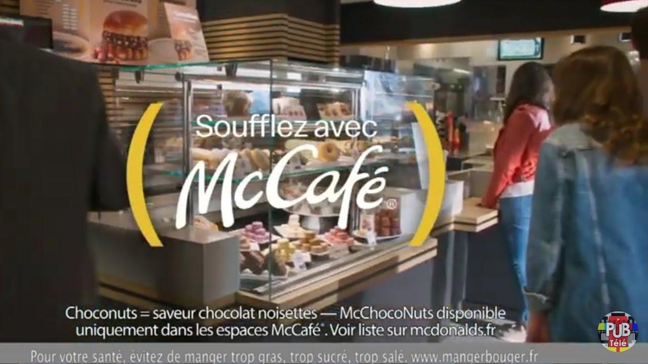 """Musique de la pub Mc Donald's – McCafé """"soufflez avec McCafé""""  2021"""
