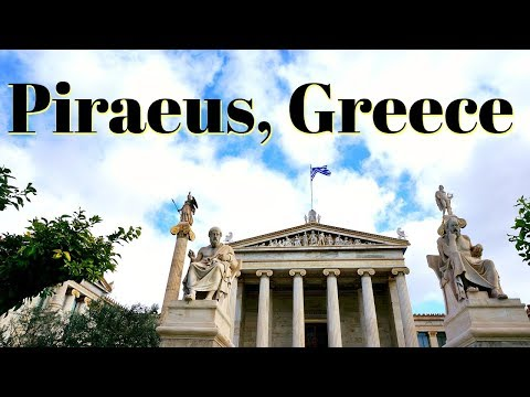 How to Spend One PERFECT Packed Day in Piraeus (Athens), Gre