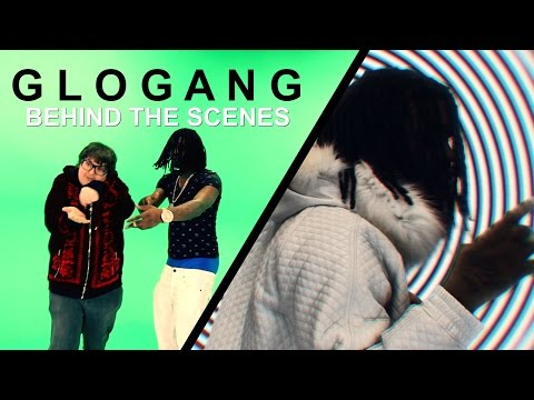 G L O G A N G - Chief Keef & Andy Milonakis Music Video Behind The Scenes