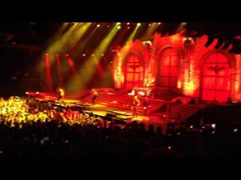 Avenged Sevenfold Live in Dallas 10/20/2013