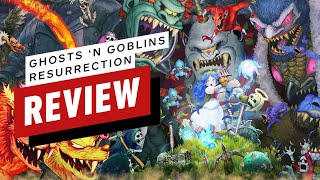 Ghosts 'n Goblins Resurrection Review (Video Game Video Review)